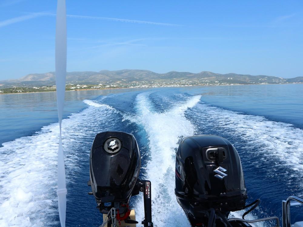 Jachthuur in Παροικιά - The Sailor's Ride 450 via SamBoat