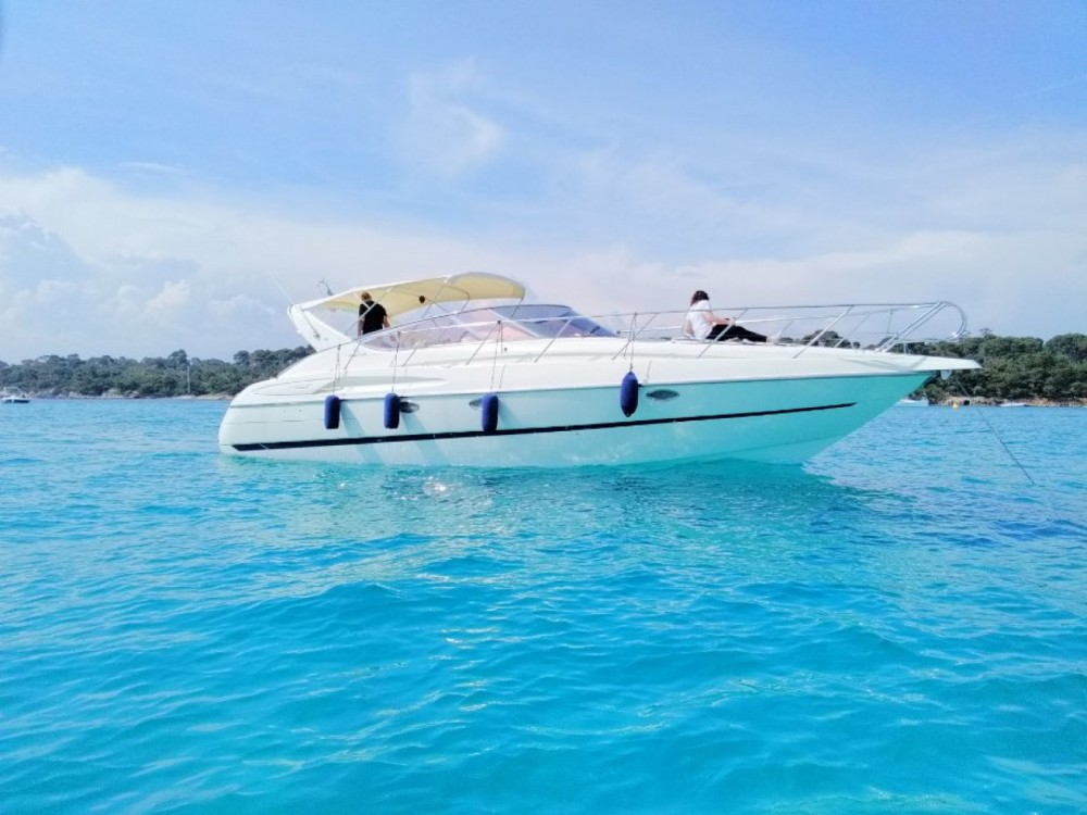 Motor boat for rent Cannes at the best price