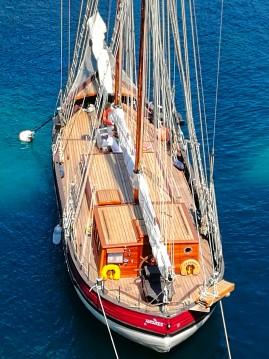 Location yacht à Marseille - Chantier-Brauer-Hambourg GOELETTE sur SamBoat