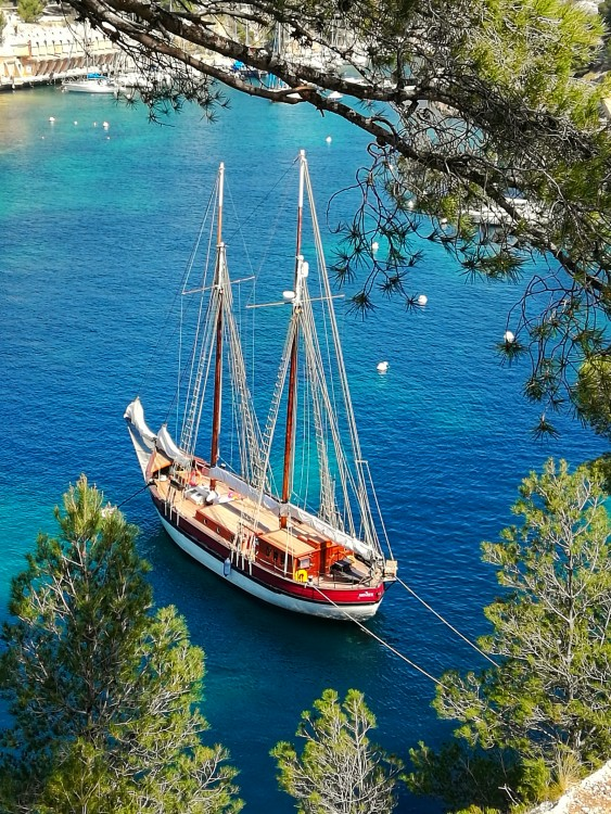 Rental yacht Marseille - Chantier-Brauer-Hambourg GOELETTE on SamBoat