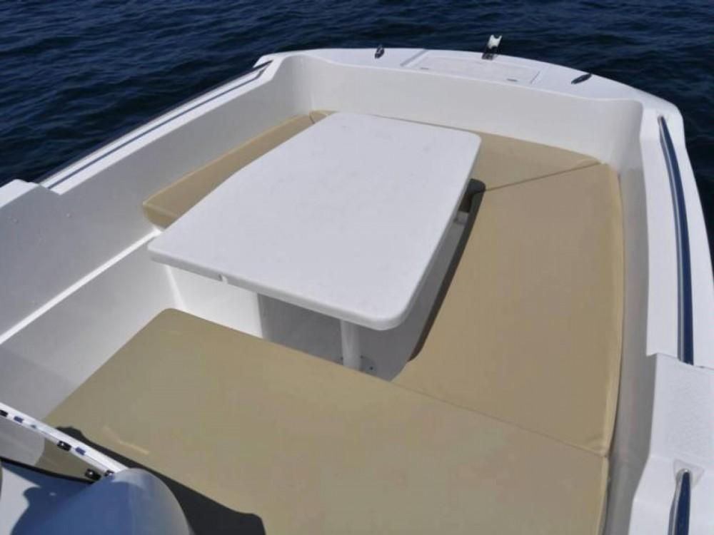 Rental Motor boat in Sant Antoni de Portmany - V2 BOATS 5.0 SPORT