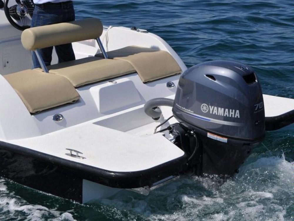 Boat rental V2 BOATS 5.0 SPORT in Sant Antoni de Portmany on Samboat