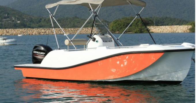 Location bateau V2 BOATS 5.0 SPORT à Sant Antoni de Portmany sur Samboat