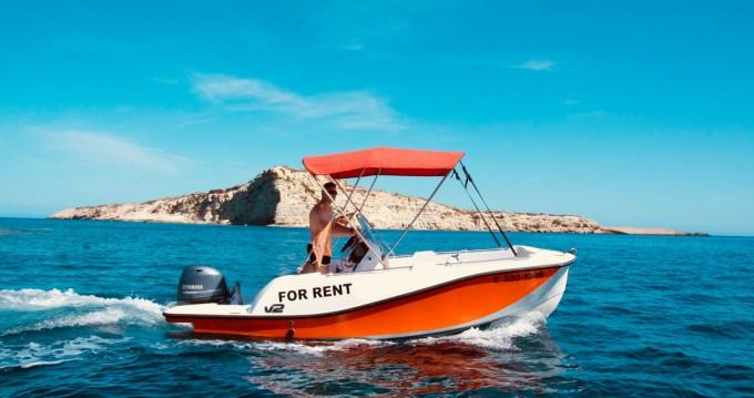 Location bateau Sant Antoni de Portmany pas cher 5.0 SPORT