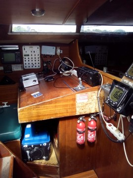 Location bateau Jeanneau Gin Fizz Ketch à Port des Sablons sur Samboat