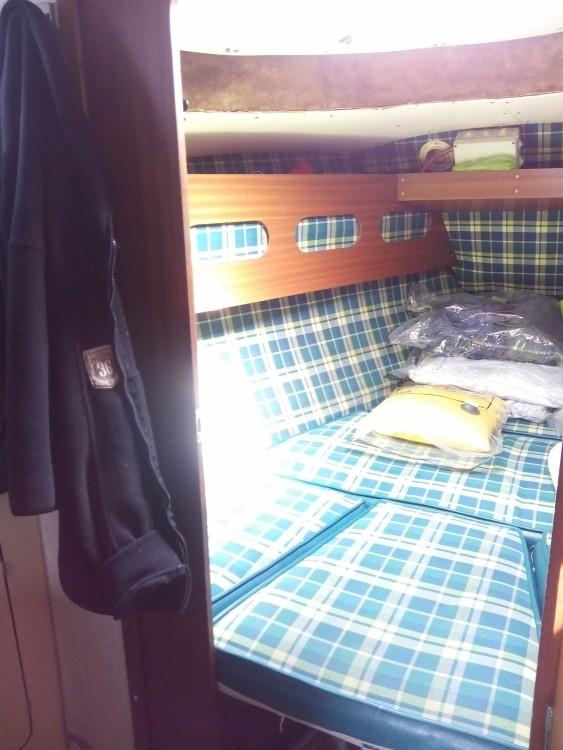 Sailboat for rent Port des Sablons at the best price
