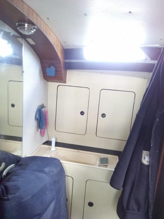 Rental yacht Port des Sablons - Jeanneau Gin Fizz Ketch on SamBoat