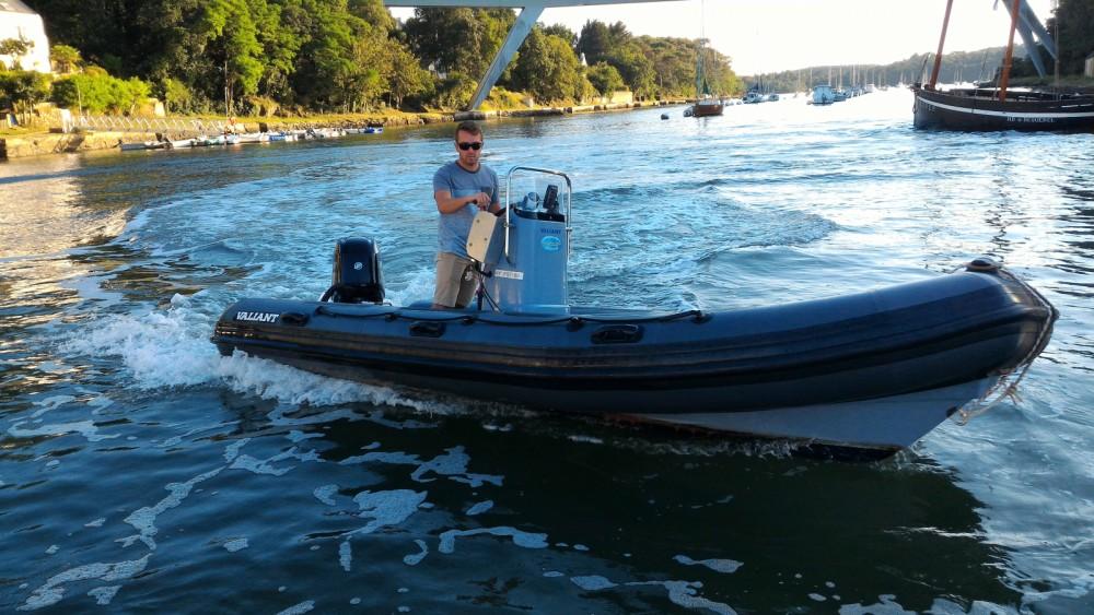 Boat rental Le Bono cheap DR 520 Fishing