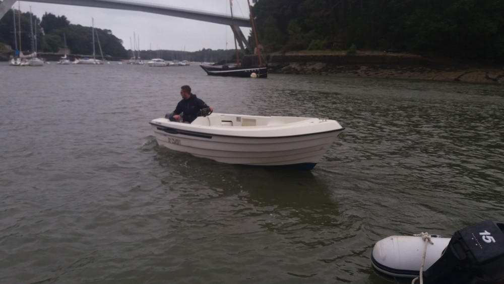 Boat rental Le Bono cheap 450 WINTER