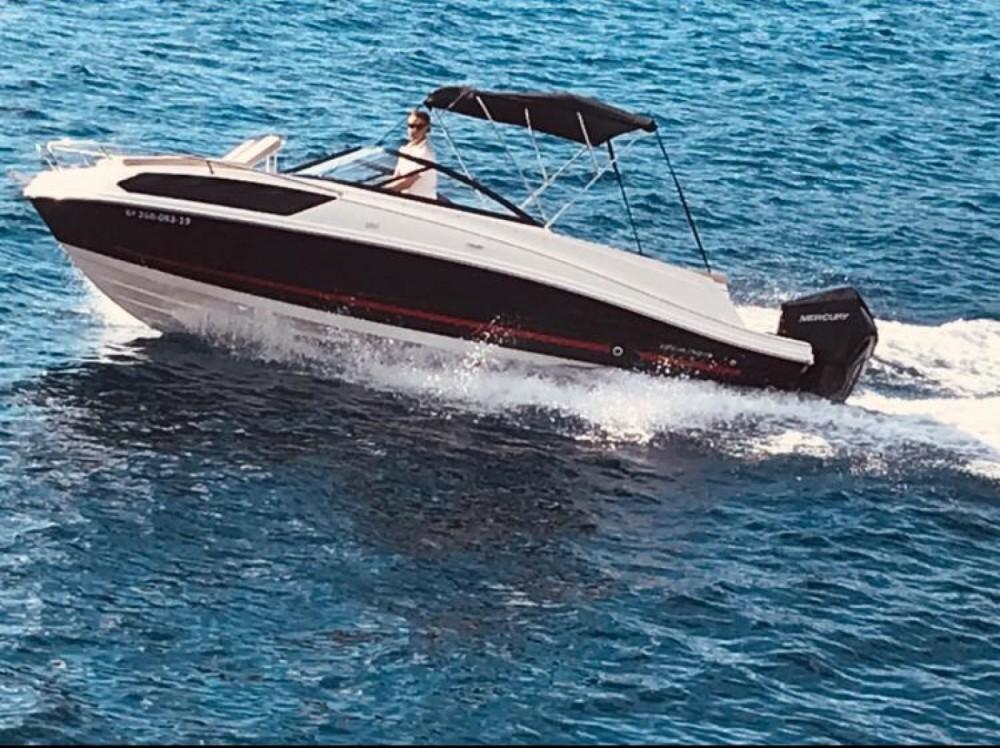 Louer Bateau à moteur avec ou sans skipper Bayliner à Calvià