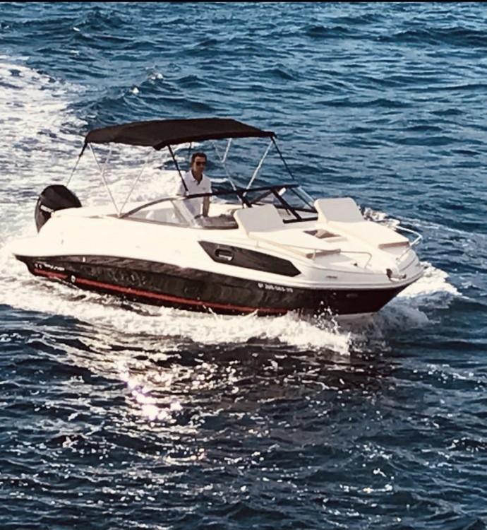 Bayliner VR6 caddy entre particuliers et professionnel à Calvià