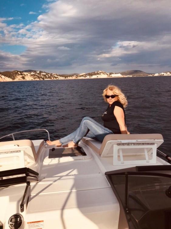 Location bateau Calvià pas cher VR6 caddy