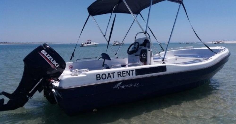Boat rental Setúbal cheap 515