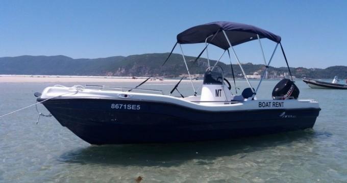 Location bateau Setúbal pas cher Nireus 515