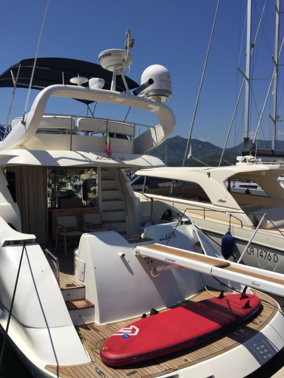 Motor boat for rent Cagliari at the best price