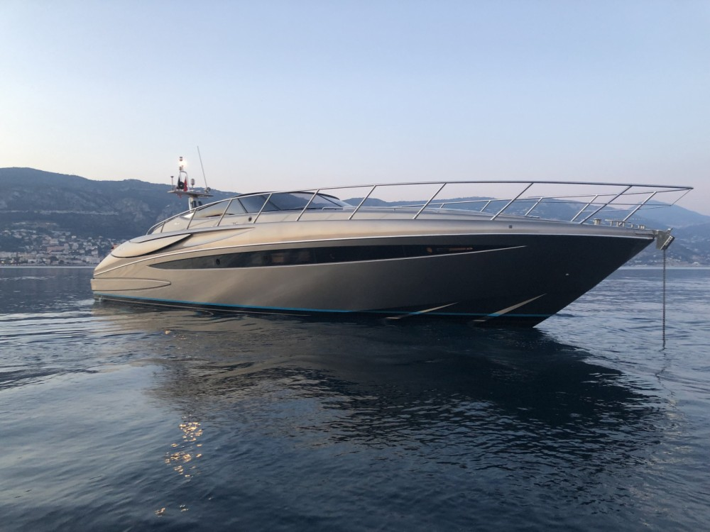 Rental yacht Cannes - Riva Rivale 52 on SamBoat