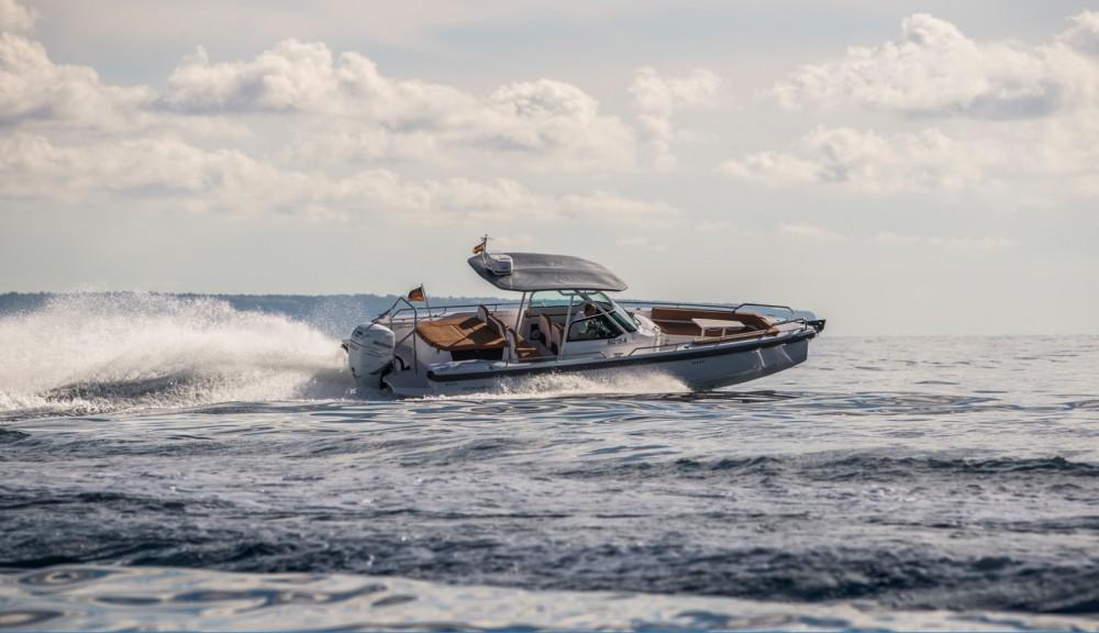 Location yacht à Castelló d'Empúries - Axopar 28 T-Top sur SamBoat