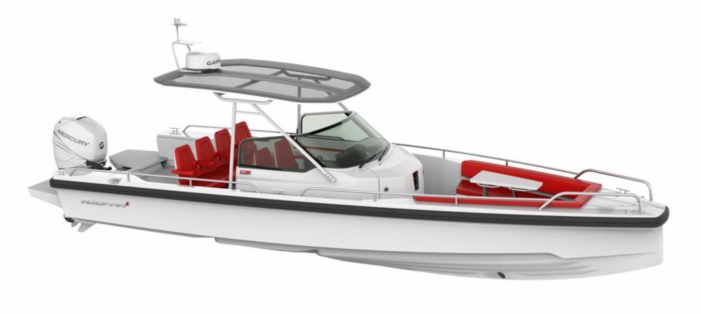 Rental Motor boat in Castelló d'Empúries - Axopar 28 T-Top