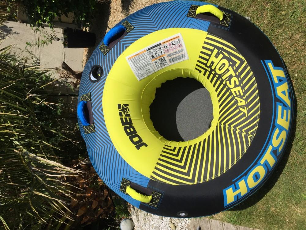 Boat rental Perros-Guirec cheap Pro Open 550 Raid Edition