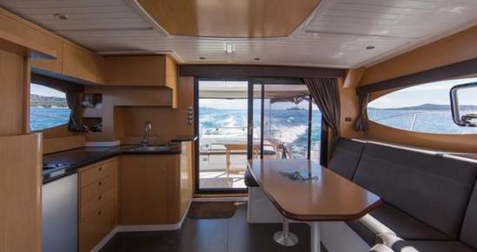Location bateau Saint-Raphaël pas cher Summerland 40