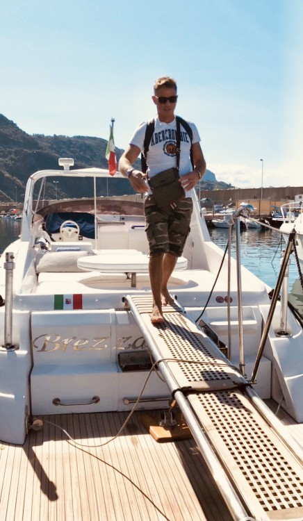 Hire Yacht with or without skipper Abbate Reggio Calabria