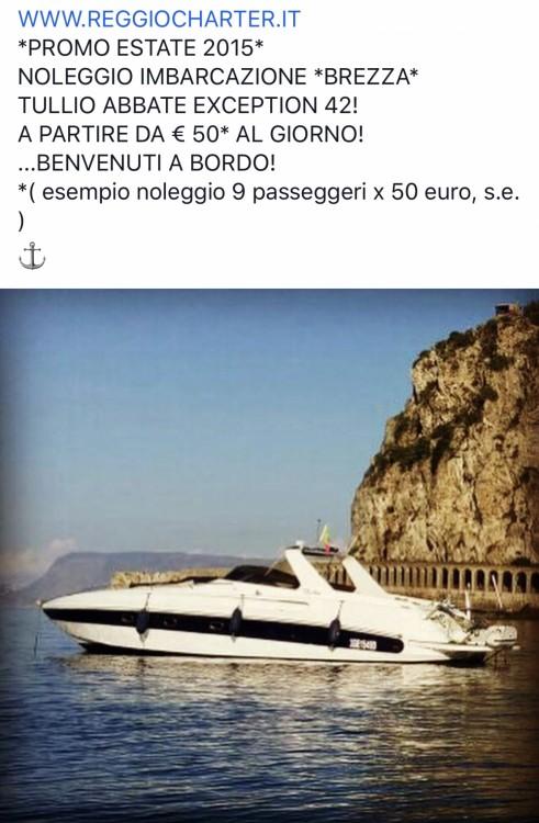 Rent a Abbate Exception 42 Reggio Calabria