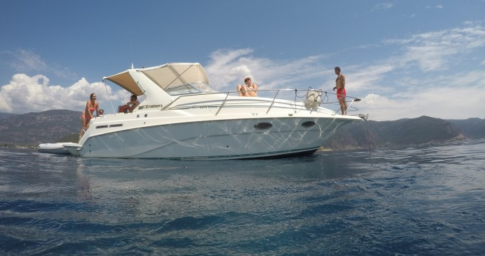 Yacht for rent Nafpaktos at the best price