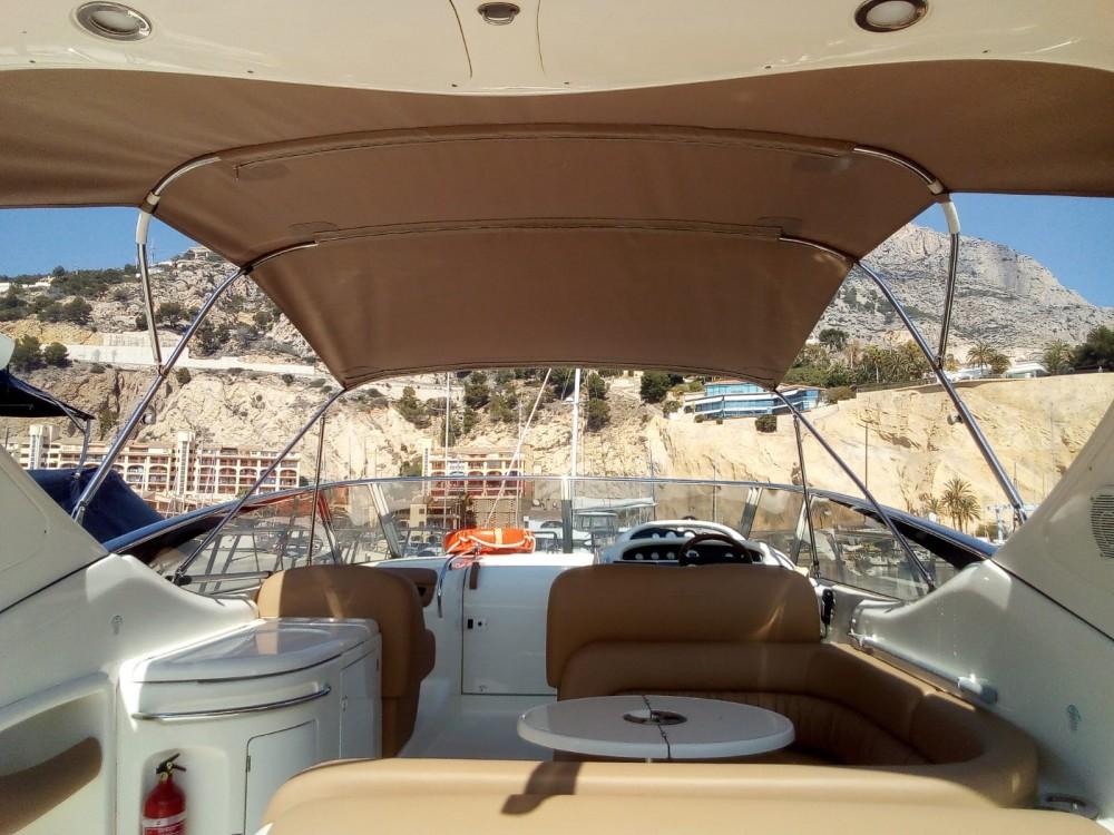Boat rental Cranchi Endurance 39 in Altea on Samboat