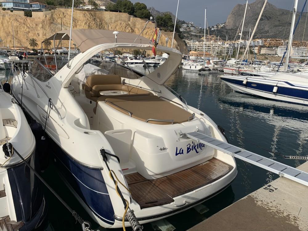 Rental Yacht in Altea - Cranchi Endurance 39