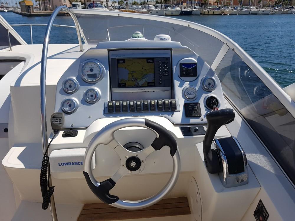 Location yacht à Gruissan - Rio Rio 750 Cruiser sur SamBoat