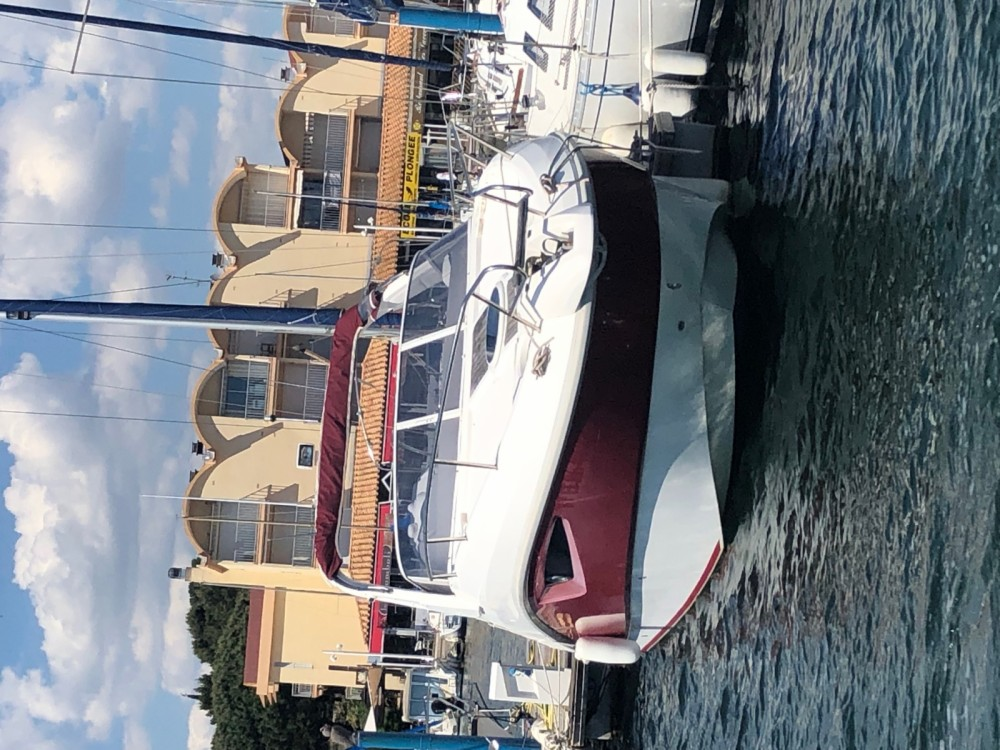 Location bateau Gruissan pas cher Rio 750 Cruiser