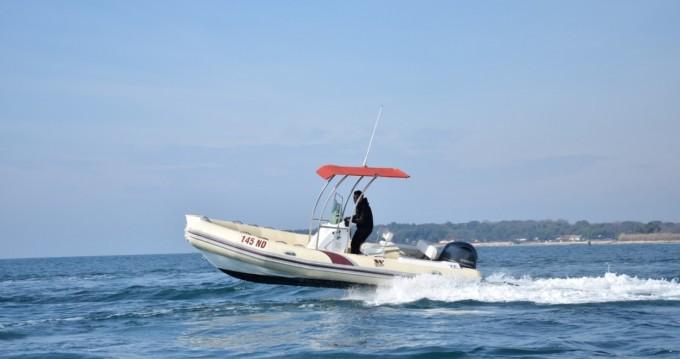 Location yacht à Novigrad - Tiger Dive Master 600 sur SamBoat