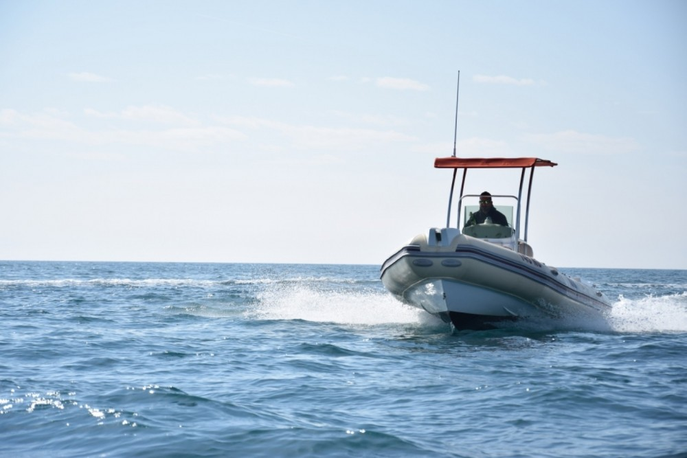 Tiger-Marine Dive Master 600 between personal and professional Novigrad