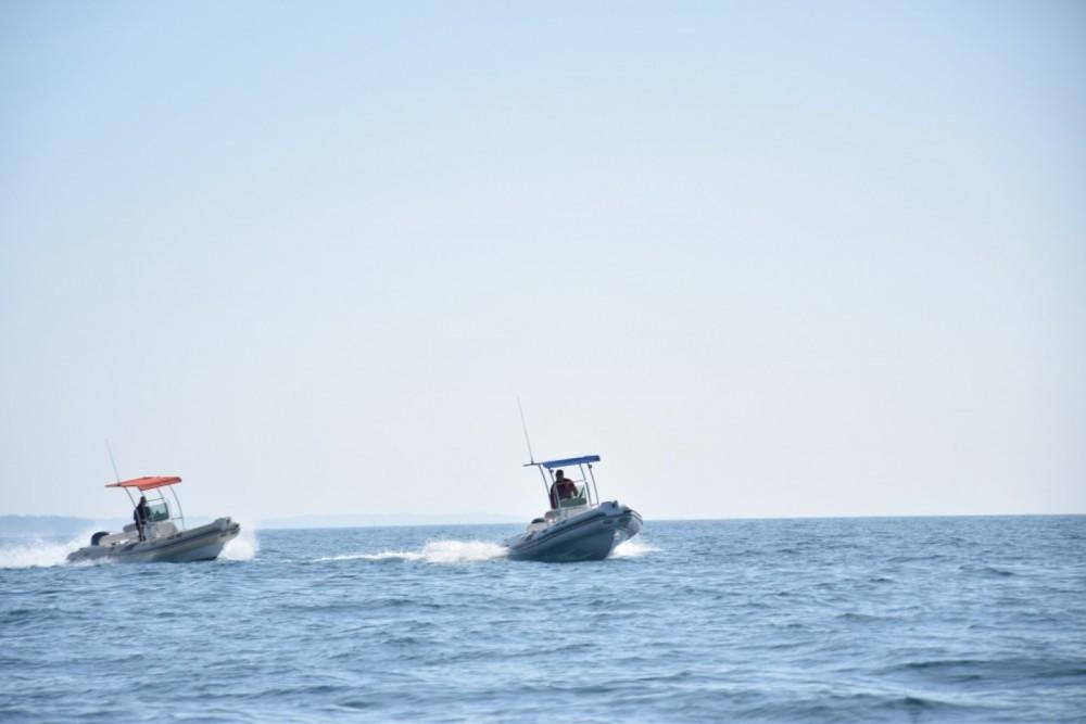 Rental yacht Novigrad - Tiger-Marine Dive Master 600 on SamBoat
