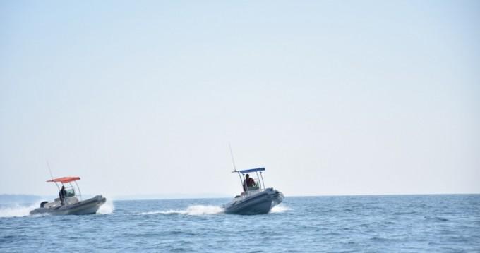 Location bateau Tiger Dive Master 600 à Novigrad sur Samboat