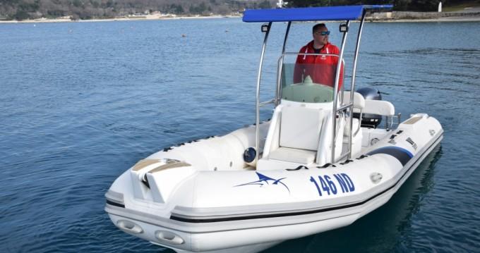noleggio Gommone Cittanova - Tiger-Marine Dive Master 600