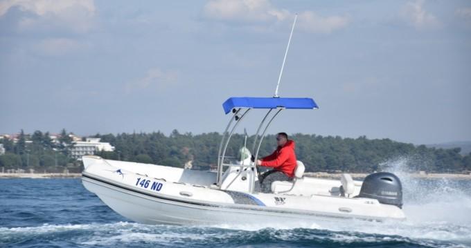 Tiger-Marine Dive Master 600 tra personale e professionale Cittanova