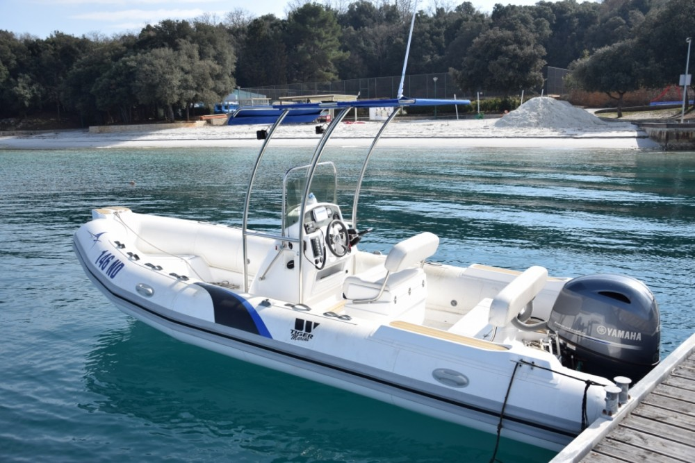Rental yacht Novigrad - Tiger-Marine Dive Master 600 on SamBoat