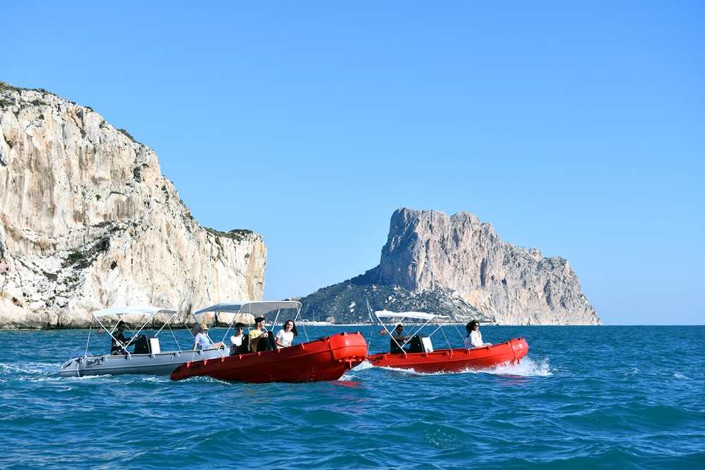 Rental yacht Altea - Whaly Whaly 500 on SamBoat