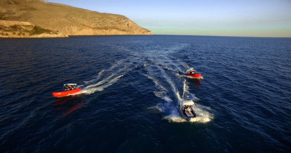 Rental Motor boat in Altea - Whaly Whaly 500