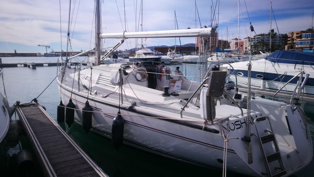 Boat rental Sant Carles de la Ràpita cheap Dehler 37