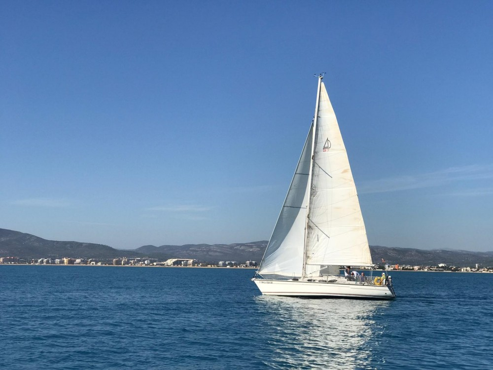 Rental Sailboat in Sant Carles de la Ràpita - Dehler Dehler 37