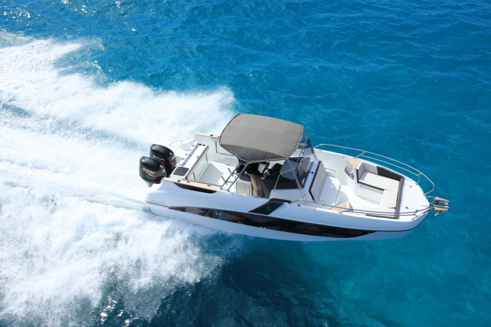 Boat rental Altea cheap Flyer 8.8 SPACEdeck