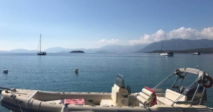 Location bateau Oceanic 750 à Lefkas Egremni sur Samboat