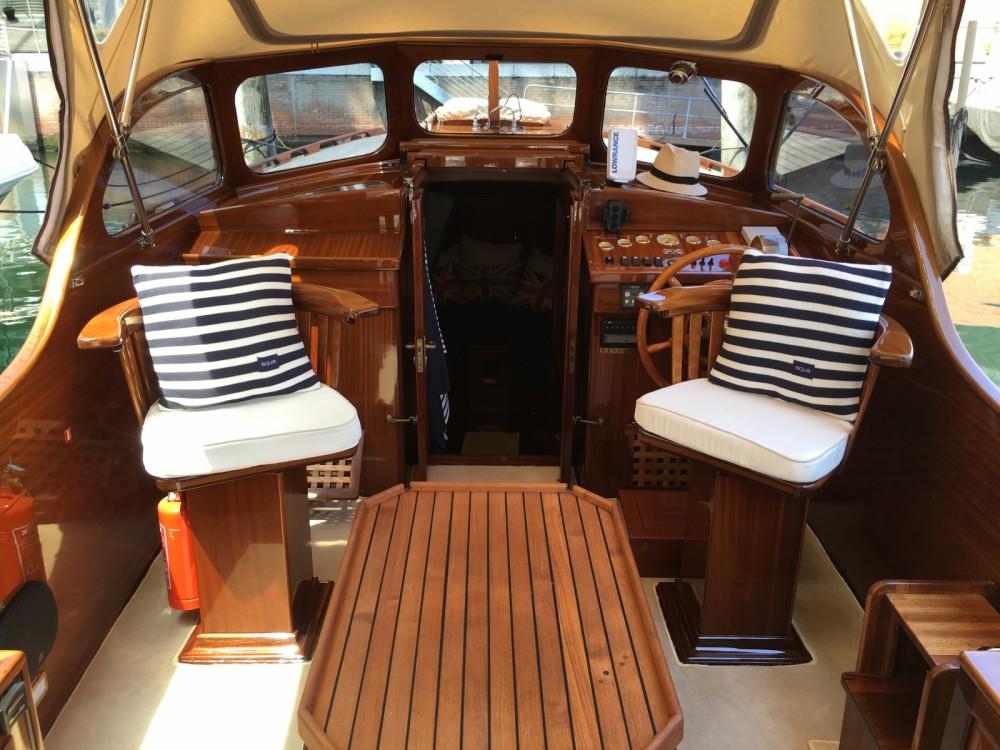 Huur Motorboot met of zonder schipper Pettersson Model R29 OC in Venetië