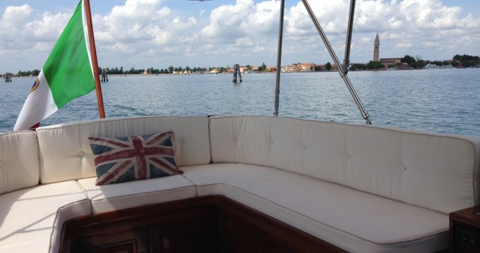 Rental Motor boat Pettersson Model R29 OC with a permit