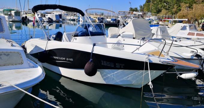 Location Bateau à moteur à Split - Okiboats Barracuda 545 Open