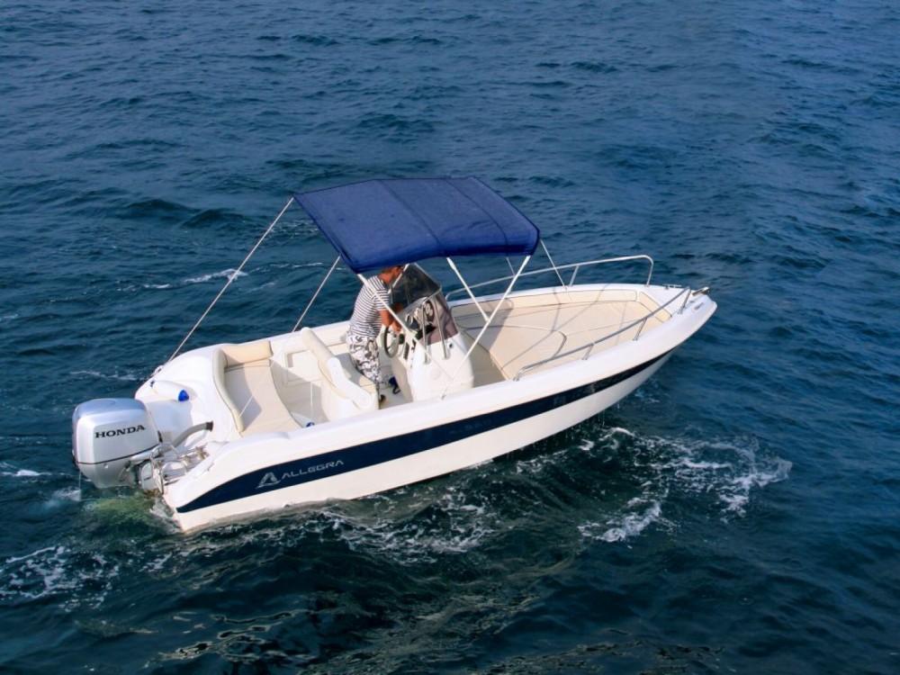 Boat rental Allegra Boats ALL 560 in Opatija on Samboat
