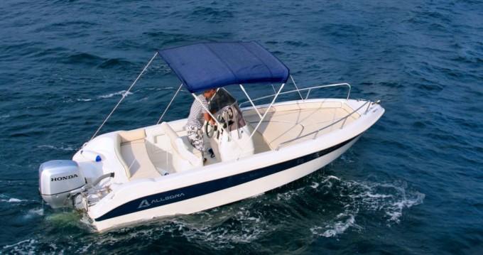 Louer Bateau à moteur avec ou sans skipper Allegra Boats à Opatija
