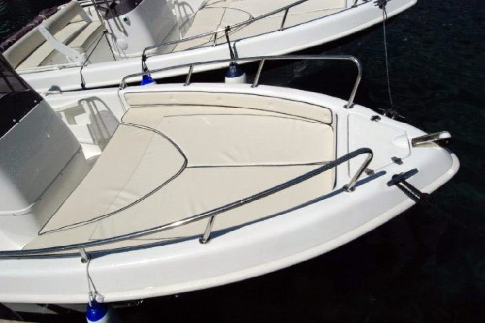Hire Motor boat with or without skipper Allegra Boats Opatija